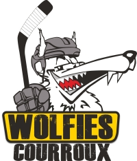 2017 - SHC Courroux - Team logo