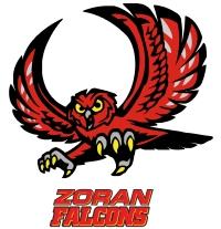zoran falcons logo-full